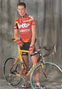 CYCLISME  VAN SPEYBROECK WESLEY  (LOTTO ADECCO) - Cyclisme