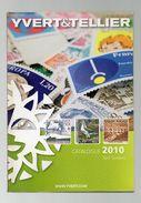 DT31B UN CATALOGUE VENTE MATERIEL PHILATELIE 2010 YVERT TELLIER - Catalogues De Maisons De Vente