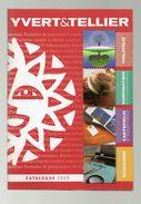 DT31D UN CATALOGUE VENTE MATERIEL PHILATELIE 2009 YVERT TELLIER - Catalogues De Maisons De Vente