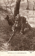Thématiques 2018 Commémoration Fin De Guerre 1914 1918 Chien De Guerre Sentinelle Et Chien De Guerre - Guerre 1914-18