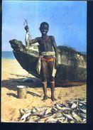 RA518 MAURITANIE - RETOUR DE PECHE - Mauritania