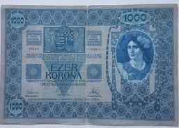 TAUZEND KRONEN 1902 - Autriche
