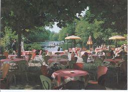 Berlin - Cafe Am Neuen See Im Tiergarten  ** AK5-092** - Tiergarten