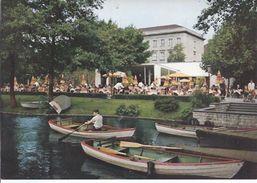 Berlin - Cafe Am Neuen See Im Tiergarten  ** AK5-093** - Tiergarten