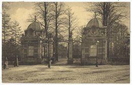 Hemiksem - Hemixem - Ingang Van Het Kasteel - Entrée Du Château 1919 - Hemiksem