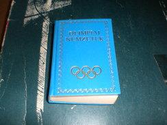 Mini Book Hungary Olimpiai Nemzetek 286 Pages - Libros