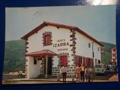 COL D'IBARDIN  VENTA IZARRA ESPAGNA REAULT 4 PEUGEOT 403 - Urrugne