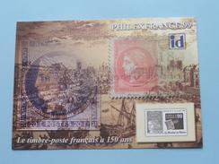 PHILEXFRANCE 99 - Paris 2-11 Juillet 1999 ( Voir Photo Svp ) ! - Bourses & Salons De Collections