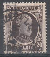 D7175 - Belgium Mi.Nr. 175 O/used - 1922-1927 Houyoux