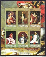Napoleon Bonaparte - Rwanda 2016 // Private Issue, Perforated - MNH - Rwanda