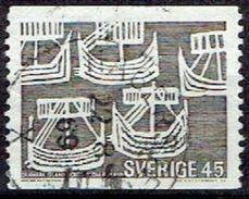 SWEDEN # FROM 1969 STAMPWORLD 631 - Sweden