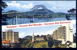 RA524 PANAMA - PUENTE DEL MUNDO - CORAZON DEL UNIVERSO - Panama