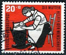 BRD - Michel 245 - OO Gestempelt (A) - 20+10Pf   Kinderpflege, Wohlfahrt 56 - [7] West-Duitsland