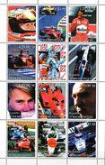 Block Formel 1 Ferrari Michael Schumacher  **/MNH - Cars