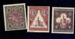 San Marino 1894 Serie 5 Palazzo Del Governo Fra.1009 - San Marino