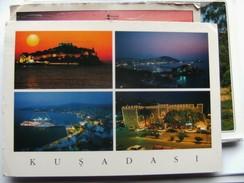 Turkije Turkey Kusadasi Nice Views By Night - Turkije