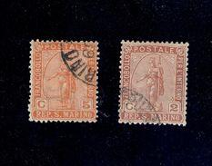 San Marino 1899 Sassone S.8 Usata  Fra.789 - San Marino