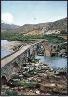 [000] Albanien / Albania, Shkodra / Skutari, The Old Bridge Of Mesi, Um 1970 ALBTURIST (213) - Albanien
