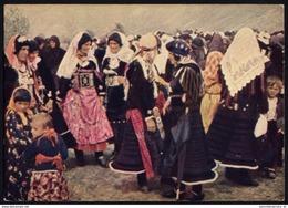 "[000] Albanien / Albania, ""Kostum I Malëcis Së Madhë"",  Um 1940, Edizioni DISTAPTUR (112) - Albanien"