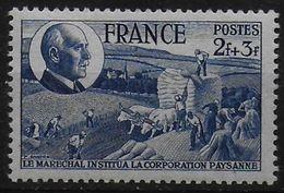 FRANCE    N° 607  * *  Agriculture Moisson - France