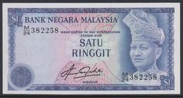 Malaysia 1 Ringgit (ND 1976-1981) UNC - Malaysia