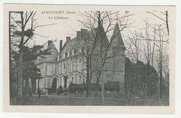 60 - Avricourt    Le Château - Other Municipalities