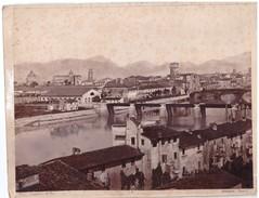 Foto Albumina Panorama Di Pisa - Sport