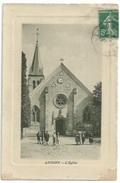 92 Antony - L'église - Antony