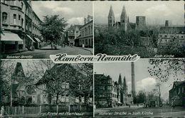 AK Duisburg Hamborn Neumühl, Holtener Straße, Kirche, O 1961, Sehr Große Eckknicke+Druckstellen (27829) - Duisburg