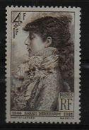 FRANCE    N° 738  *  Sarah Bernhardt - Frankreich
