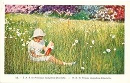 025/26 - Carte Illustrée Famille Royale No 10 - Utilisée LIEGE 1938 - Excellent Etat - SBEP 120 EUR. - Ganzsachen