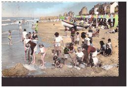 59 Malo-les-Bains  Dunkerque      Edition Top 585 Jeux De Plage Chateaux De Sable - Malo Les Bains