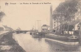 Diksmuide - Dixmude - Les Moulins De Dixmude Et Le Haut-Pont - Star - Diksmuide