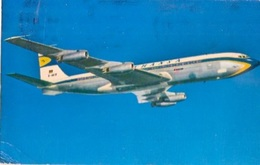LUTTHANSA    Boeing 707 Jet - 1946-....: Moderne