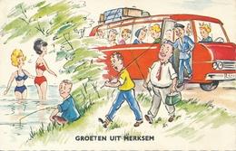 Groeten Uit MERKSEM - Antwerpen