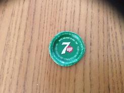 """Capsule De Soda """"7up"""" Vietnam - Soda"""
