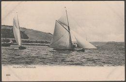 Falmouth Harbour, Cornwall, C.1903 - Blum & Degan U/B Postcard - Falmouth