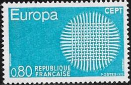 N° 1638  FRANCE  -  NEUF  -  EUROPA - 1970 - France