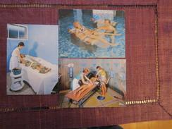 G1 - 73 - Lot De 6 Cartes Sur Le Thémes Des Thermes D'AIX LES BAINS - Aix Les Bains