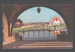 Adinkerke - Meli-Park - Zicht Vanuit De Gaanderij - De Panne