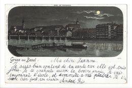 18921 - Gruss Aus Basel Circulée En 1899 - BS Bâle-Ville