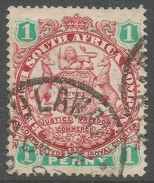 British South Africa Company (Rhodesia). 1896 Arms. 1d Used. SG 29 - Southern Rhodesia (...-1964)