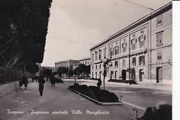 S373 TRAPANI - INGRESSO CENTRALE VILLA MARGHERITA - Trapani