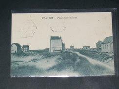 CAMIERS  / ARDT MONTREUIL    1910   VUE   CIRC  EDIT - France