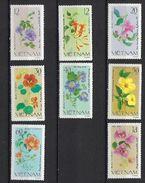 """Vietnam YT 255 à 262 """" Plantes Grimpantes """" 1980 Neuf** MNH - Vietnam"""