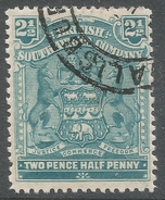 British South Africa Company (Rhodesia). 1898-1908 Arms. 2½d Used. SG 80 - Southern Rhodesia (...-1964)