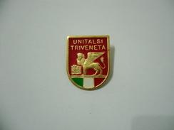 SPILLA PINS UNITALSI TRIVENETA. - Pin's