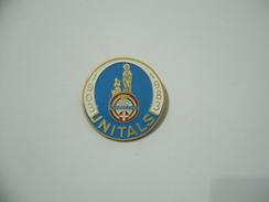 SPILLA PINS UNITALSI LOURDES 1983 - Pin's