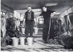 Brescello (RE) - Scena Tratta Dal Film Don Camillo - - Attori