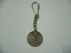 PORTACHIAVE KEYRING  JAGERMEISTER - Pin's